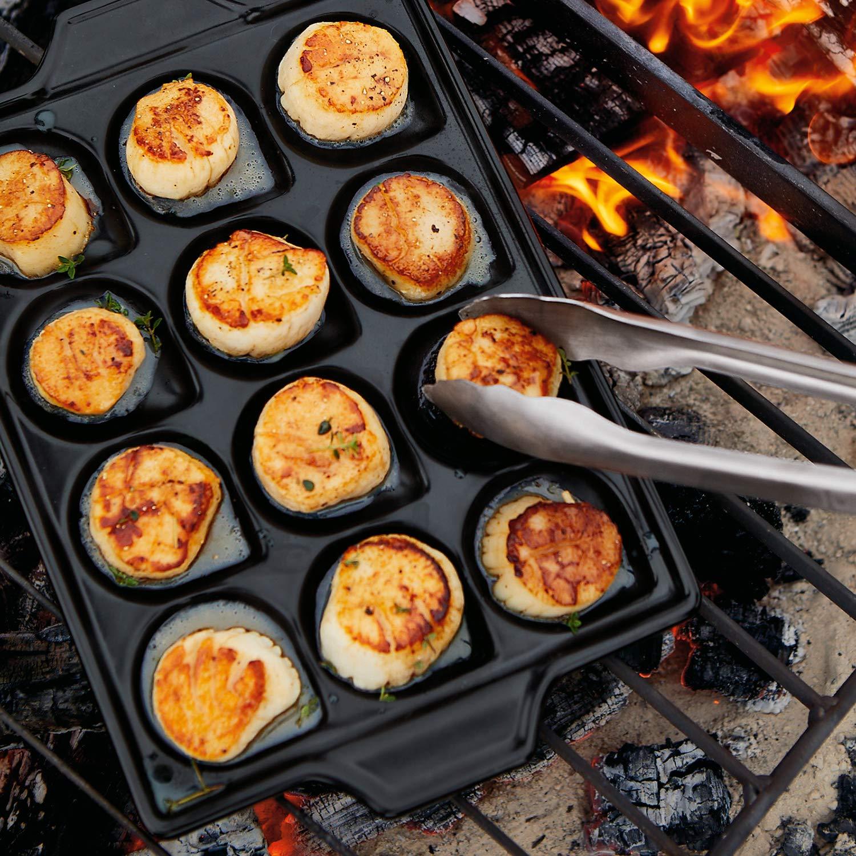 Sur La Table Pro Ceramic Shrimp and Scallop Pan CC7688 by Sur La Table
