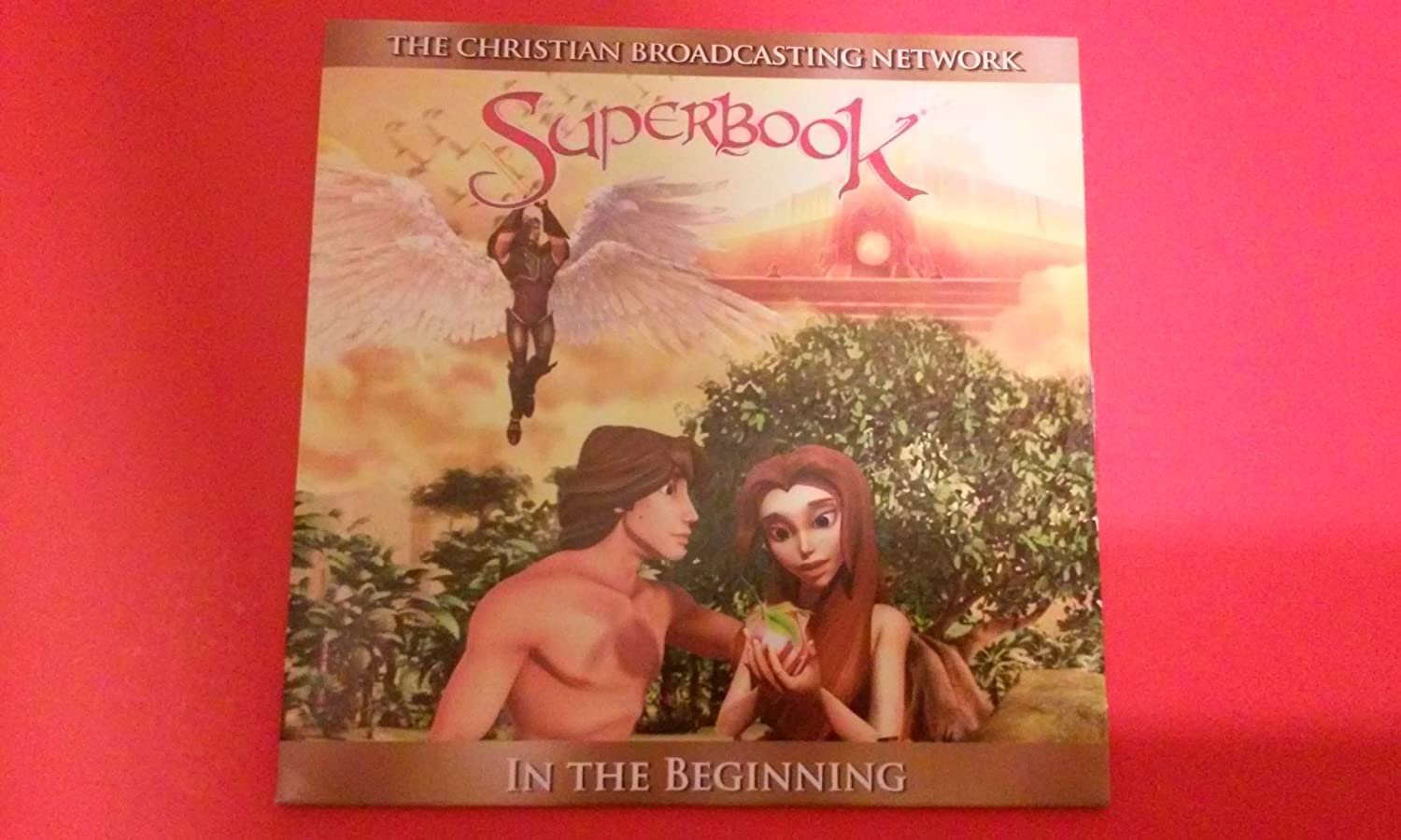 amazon com superbook in the beginning christian dvd movies u0026 tv