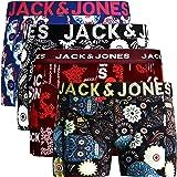 Pack de 4 calzoncillos tipo boxer Jack & Jones, tallas S, M, L, XL ...