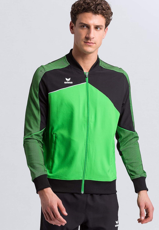 vert Noir Blanc L Erima 1011805 Veste de présentation Mixte