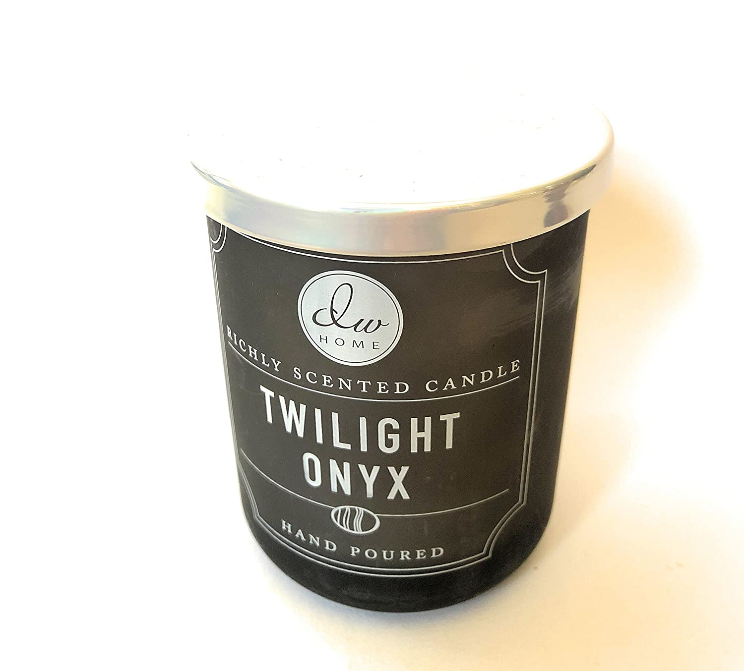 DW Home Twilight Onyx Hand Poured Candle 3.8 Oz