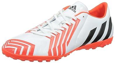 22a77688274d adidas Predator Absolado Instinct TF Men s Football Boots White Size ...