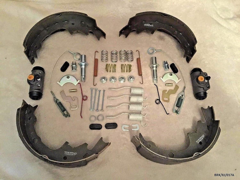 Carlson freins arriè re Medium kit de ré paration pour Cherokee XJ 1990– 2000/Wrangler Yj & TJ 1990– 2000 tambours 22, 9 cm 9cm CARLSON NTY
