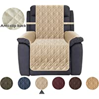Ameritex Waterproof Nonslip Recliner Cover Stay in Place, Dog Chair Cover Furniture Protector, Ideal Recliner Slipcovers for Pets and Kids (23