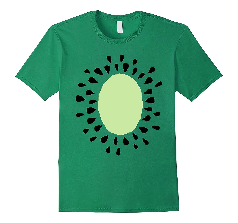 Kiwi Costume Shirt - Cute Cheap Halloween Costume Fruit Tee-T-Shirt