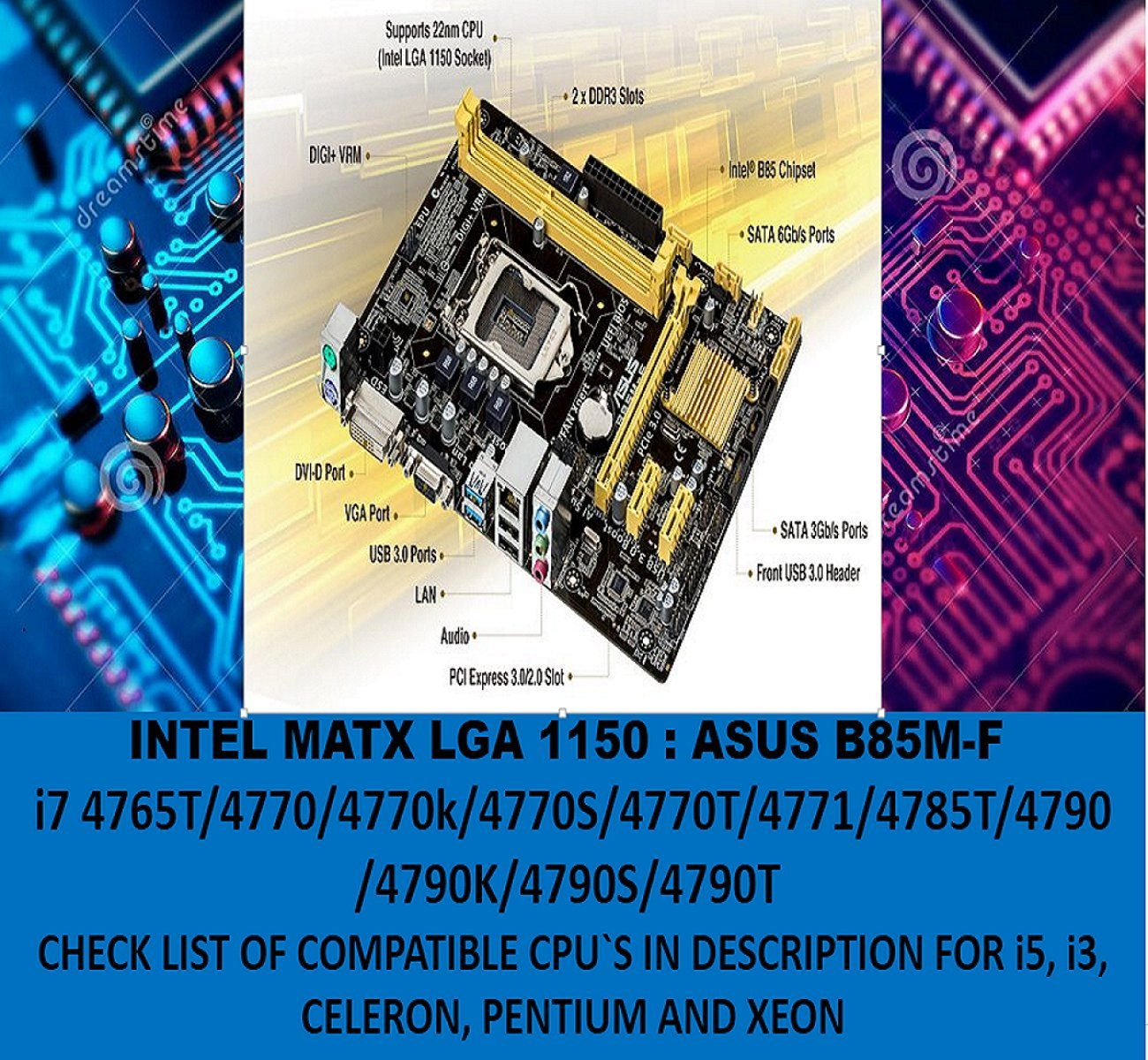 ASUS B85M-D INTEL CHIPSET DRIVERS DOWNLOAD FREE