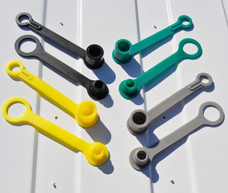 Fuel System AuPro John Deere Hydraulic Fitting Coupler Set Port ...