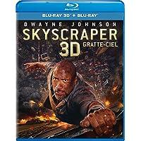 Skyscraper [Blu-ray 3D + Blu-ray + Digital] (Bilingual)