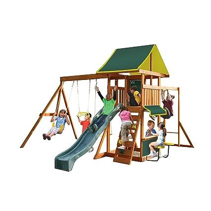 big backyard hazelwood swing set instructions