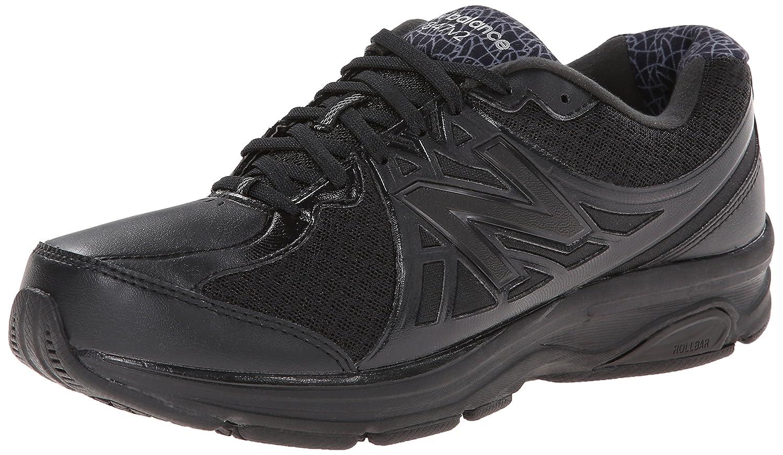 New Balance Women's WW847V2 Walking Shoe B00IY8RQHA 7 B(M) US|Black