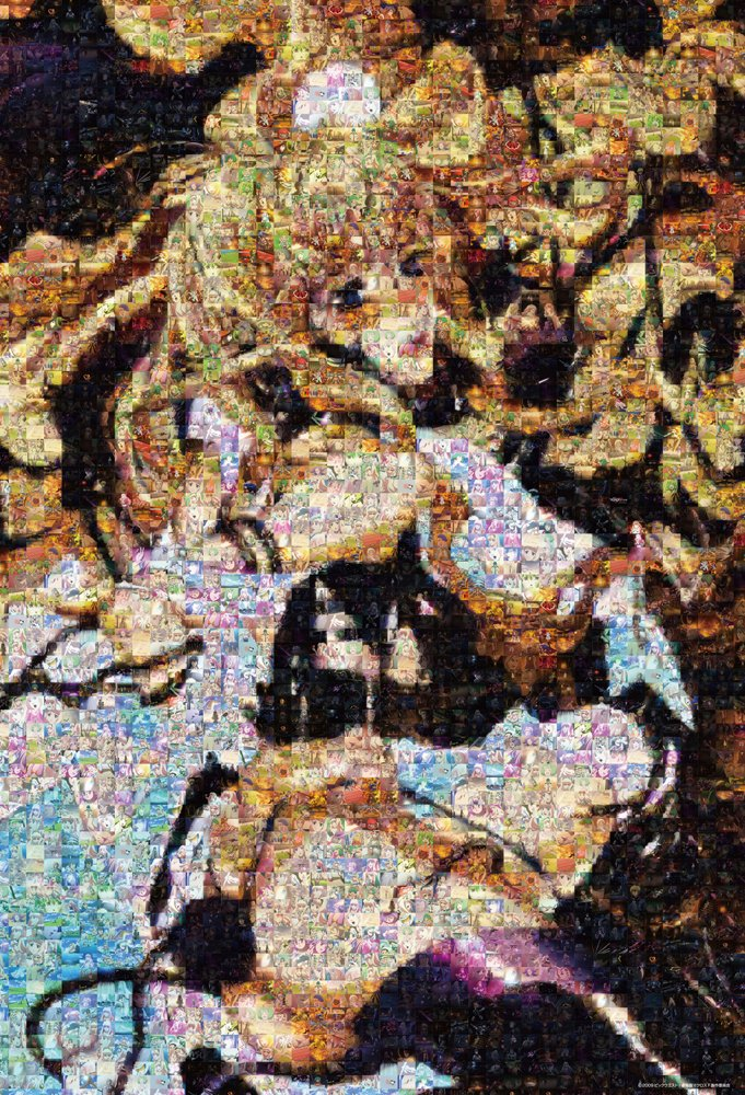 【再入荷】 劇場版マクロスF(フロンティア) REMIXver. 虚空歌姫 1000ピース モザイクアート 1000ピース 虚空歌姫 イツワリノウタヒメ REMIXver. 81-080 B004YBXSLO B004YBXSLO, 茨木市:54305ba5 --- a0267596.xsph.ru