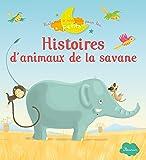 Histoires d'animaux de la savane