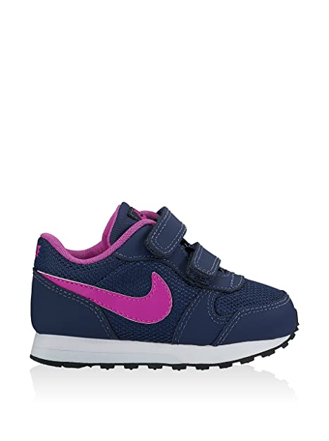 Nike 807328-401, Zapatillas de Trail Running para Niños, Azul (Midnight Navy/Hyper Violet-Blue Tint), 23.5 EU: Amazon.es: Zapatos y complementos