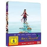 Alice im Wunderland - Hinter den Spiegeln [Blu-ray]