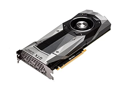PNY GeForce GTX 1080 Ti 11GB Founders Edition (VCGGTX1080T11PB-FE) Graphic  Cards