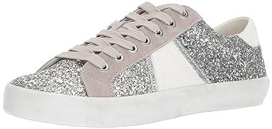 96cad61b3900 Sam Edelman Women s Baylee Sneaker Soft Silver Fog Grey 6.5 Medium US