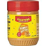 Feasters Peanut Butter Creamy Bottle, 227g