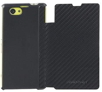 Sony Carcasa tipo Libro para Sony Xperia Z1 Compact Made by Xperia ...