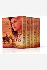Heartbeats in Time: Five Novels of Old West Christian Romance Kindle Edition