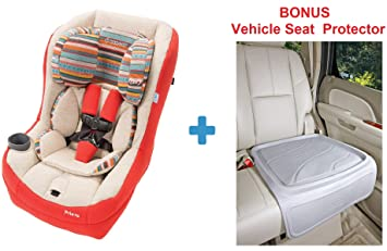 Maxi Cosi Pria 70 Convertible Car Seat With BONUS Vehicle Protector Bohemian Red