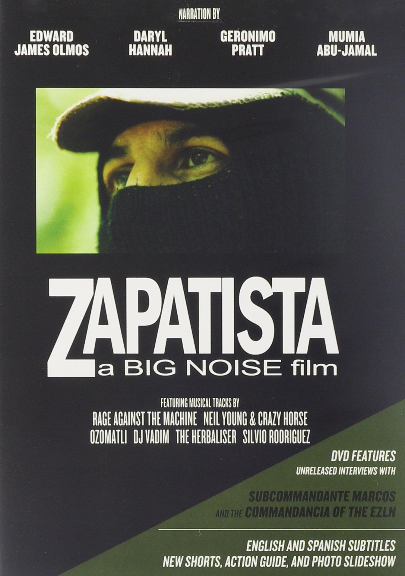 DVD : Zapatista (DVD)