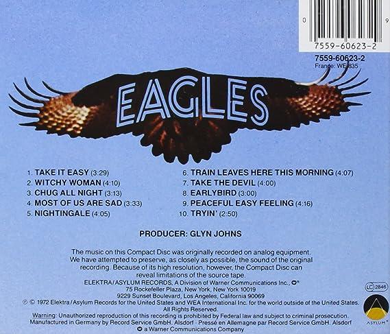 fcbd1cc31b7 Eagles  Amazon.co.uk  Music
