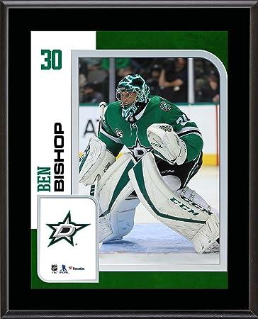 c015596f7 Ben Bishop Dallas Stars 10.5 quot  x 13 quot  Sublimated Player Plaque - NHL  Player Plaques