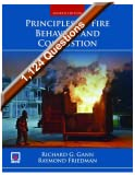 Software : Principles of Fire Behavior and Combustion, 4th edition Exam Bank - Online Code [Online Code]
