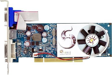 Amazon.com: Sparkle sp95gt1024d2lhp GeForce 9500 GT 1024 MB ...