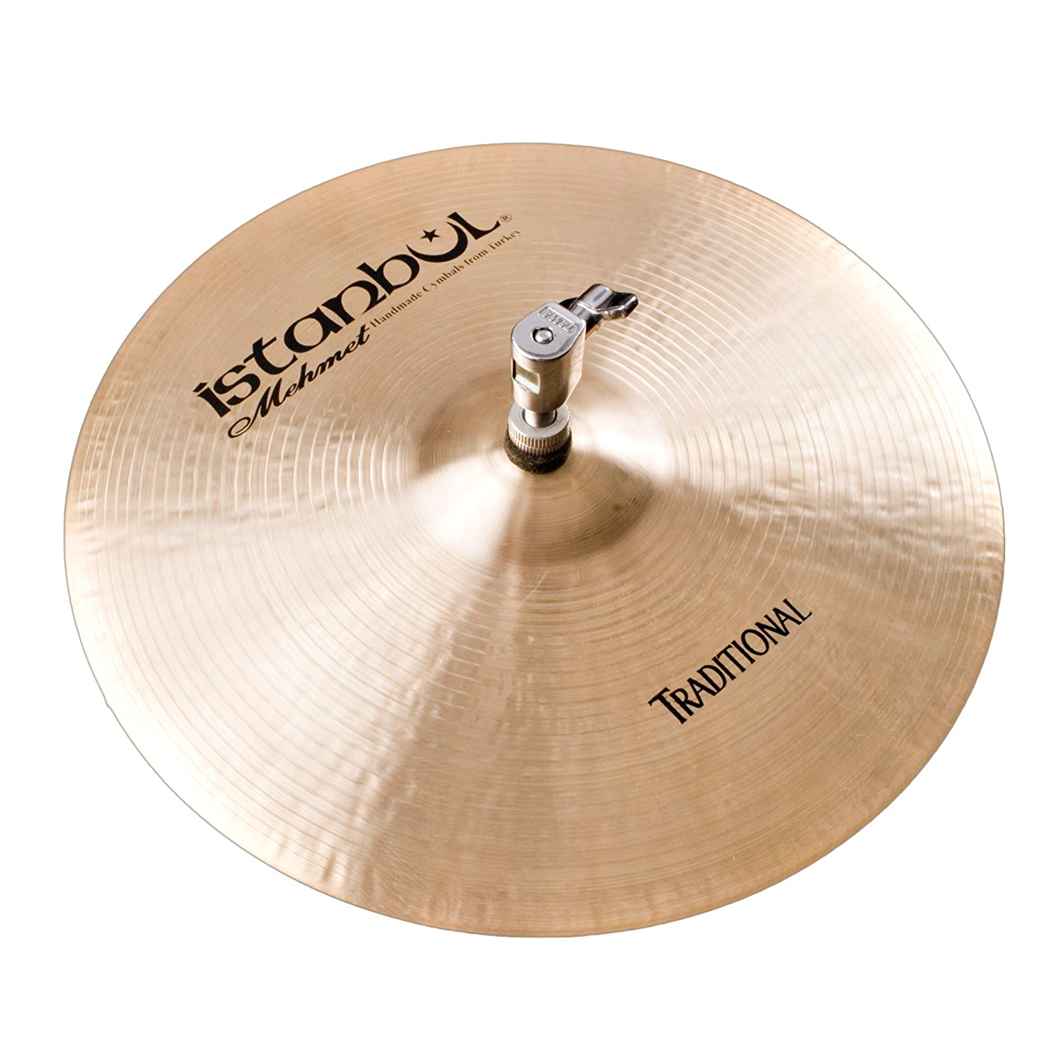 Istanbul Mehmet Cymbals Traditional Series Hi-Hat Heavy Cymbals TOP&BOTTOM HHH- (12
