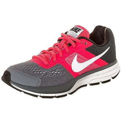 04810ce3595 Nike Chaussures air Pegasus 30 (GS) pour Enfant Gris Blanc - 2222 ...