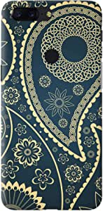 Stylizedd OnePlus 5T Slim Snap Basic Case Cover Matte Finish - Indian Nights