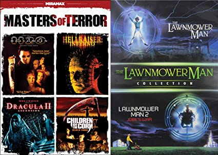 Stephen King Master of Cult Horror and Sci-Fi 6-Movie Bundle