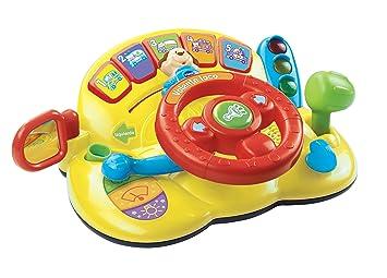 VTech - Volante Loco, Juguete para bebé (3480-166622)