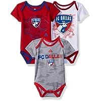 MLS - Juego de carraca de 3 Piezas para recién Nacido y bebé