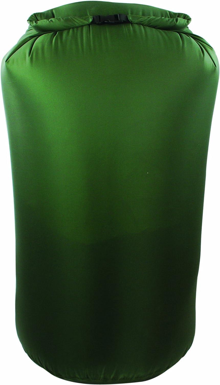 Highlander Packsack Saco de Dormir Impermeable Talla 80 L Color Verde