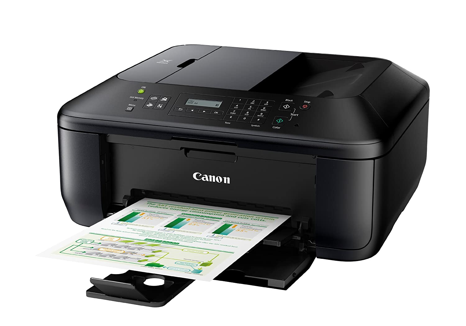 Canon PIXMA MX395 All-in-One Multifunktionsgerät: Amazon.de ...