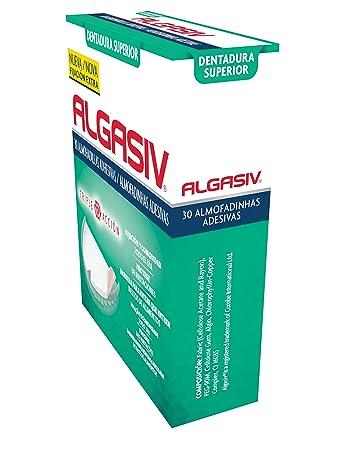 Algasiv - Almohadillas Adhesivas Superior - 30 Unidades: Amazon.es: Salud y cuidado personal
