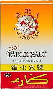 Flying Man Table Box Salt, 500gm