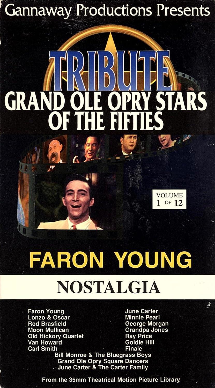 1, Ernest Tubb, Grandpa Jones & Ramona, Marty Robbins, Wilburn Brothers and More [VHS]: Faron Young, Salty & Matty, Johnny & Jack: ...