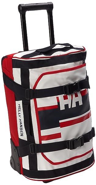 Amazon.com: Helly Hansen Duffel Trolley - White, 35 Large ...