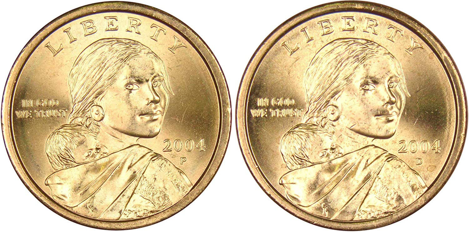 BU 2013 Sacagewea US Dollar Coin D in BRILLIANT UNCIRCULATED Condition
