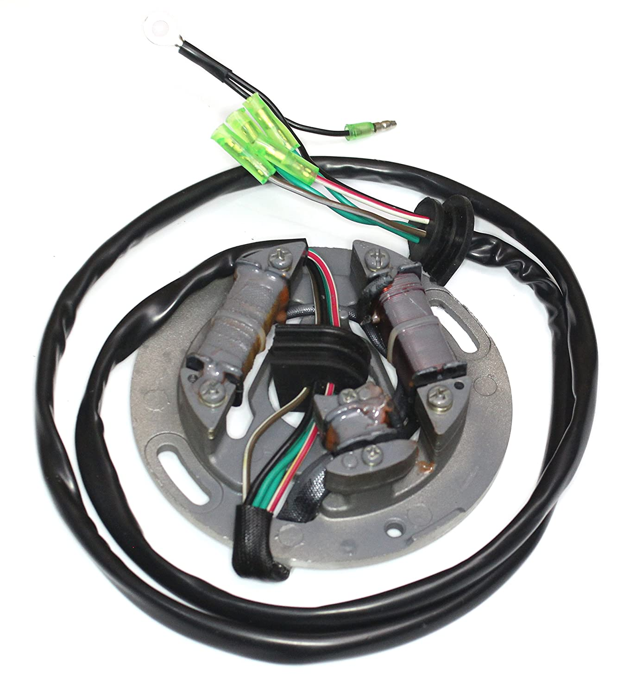 JSP Manufacturing Stator Magneto Compatible with Yamaha 650 701 OEM# 6M6-85560-00-00// 6R7-85560-00-00// 6R8-85560-00-00
