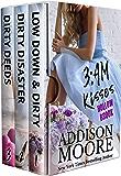 Hollow Brook, 3:AM Kisses: Boxed Set (English Edition)
