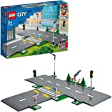 LEGO® City Road Plates 60304 Building Kit