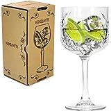 Ginsanity Classic 550ml Gin Vaso Celebración / Copa de coctel