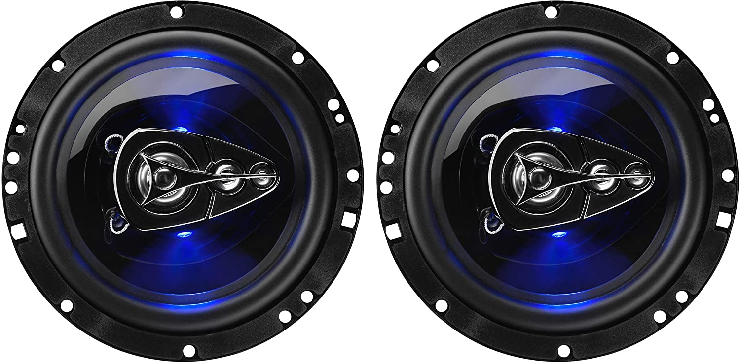 BOSS Audio Systems BE654 Car Speakers
