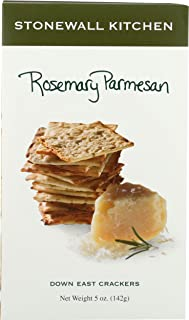product image for Stonewall Kitchen Rosemary Parmesan Crackers, 5 Ounces