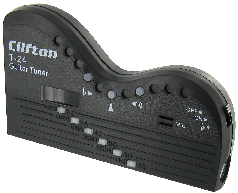Clifton T270000 - Sintonizador de guitarra T327609