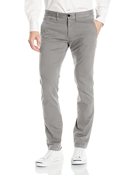 a7d611b8 Tommy Hilfiger Mens Slim Stretch Chino Pant Casual Pants: Amazon.ca ...